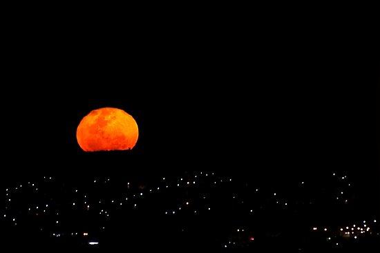Moonrise 29.09.2015 by lightphotos