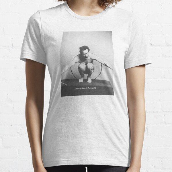 Hipsters históricos - Franz Boas Camiseta esencial