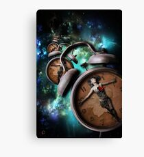 Time Will Reveal the Dreams of your Heart Canvas Print