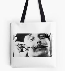 Historical Hipsters - HG Wells Tote Bag