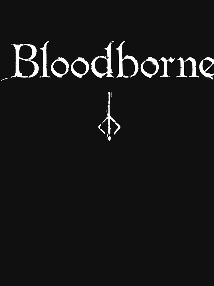 Bloodborne Hunter Logo | Unisex T-Shirt