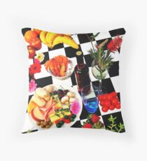 Platter Throw Pillow