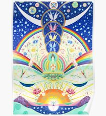 Green Tara - Compassion Poster