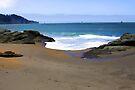 "Quite A Summer - Baker Beach by Christine ""Xine"" Segalas"