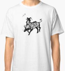 DoubleZodiac - Sagittarius Ox Classic T-Shirt