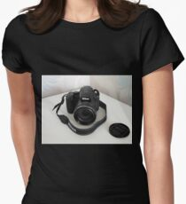 My New Camera Women's Fitted T-Shirt