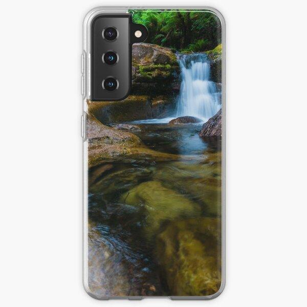 Liffey Falls Tasmania Samsung Galaxy Soft Case