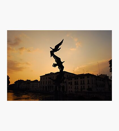 Days End, Treviso Photographic Print