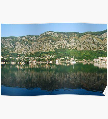 Kotor, Montenegro Poster
