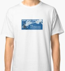 Home Safety Is Home Defense -- WPA Classic T-Shirt