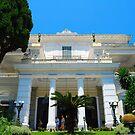 Achilleion's Palace, Corfu by inglesina