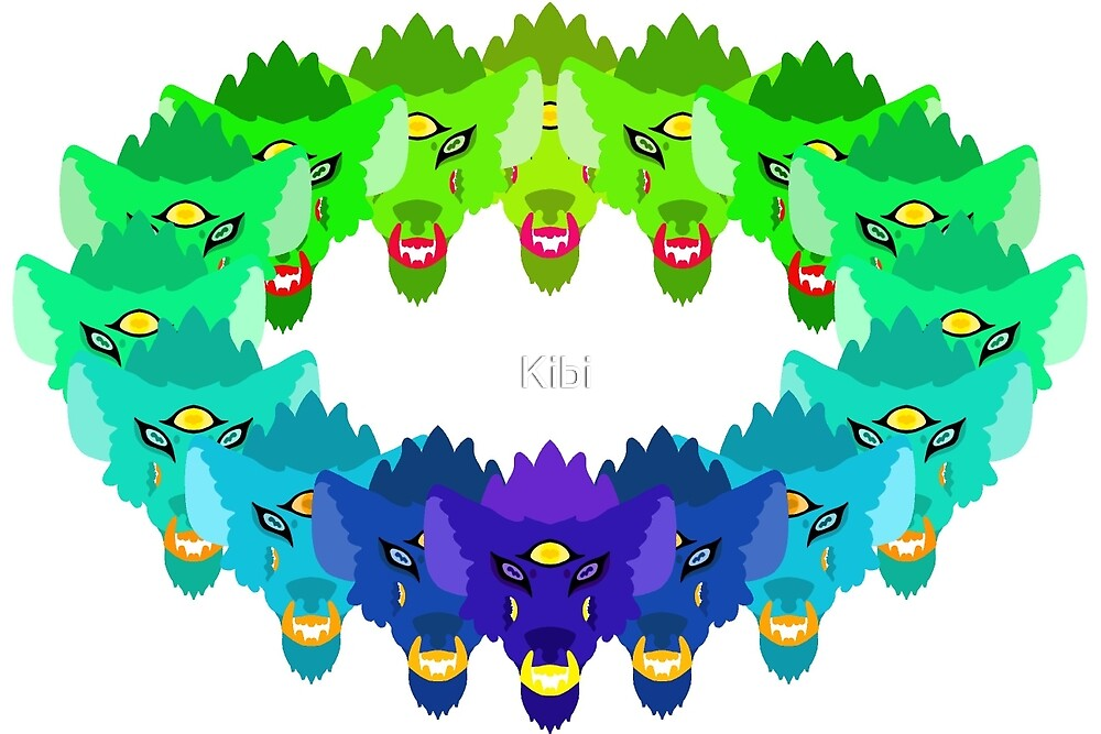Feed the Wolves by Kibi