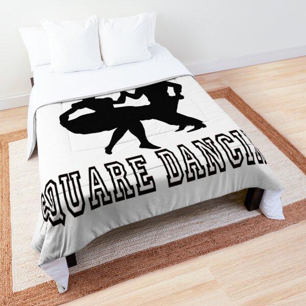 SQD Sorry BLK Comforter