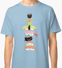 Sushi Stack Classic T-Shirt