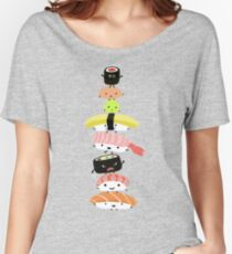 Sushi Stack Women's Relaxed Fit T-Shirt