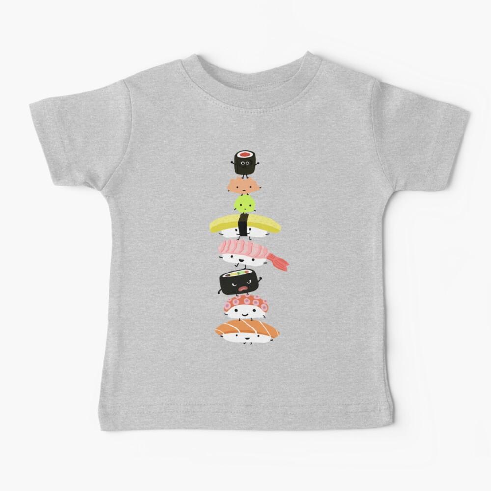 Sushi Stack Baby T-Shirt