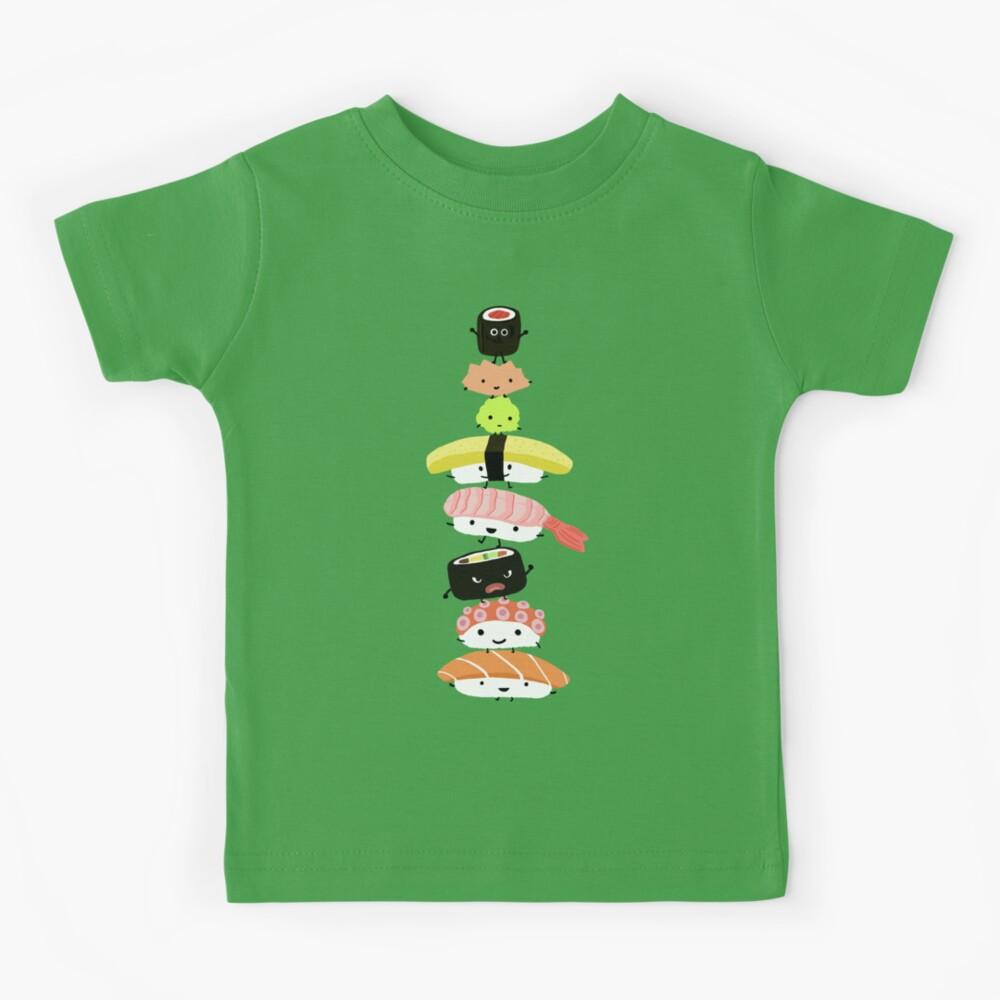 Sushi Stack Kids T-Shirt