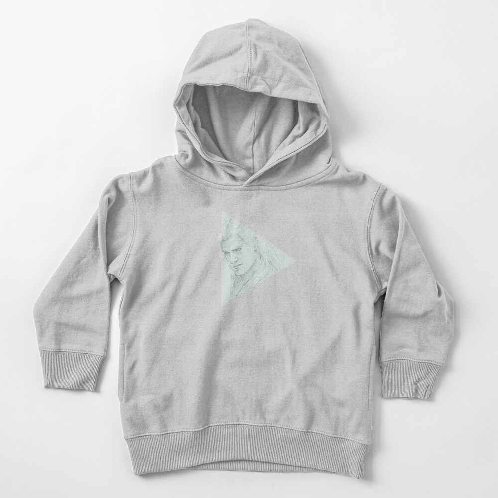 Geralt of Rivia - The Witcher Toddler Pullover Hoodie