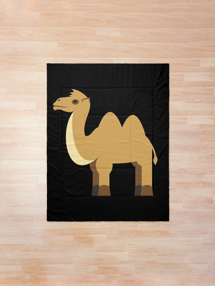 Alternate view of Camel Comforter