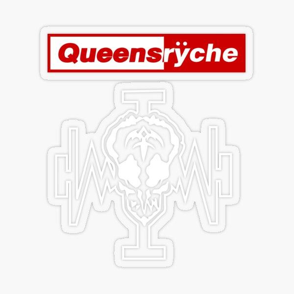 Queensryche Die-Cut Decal Sticker