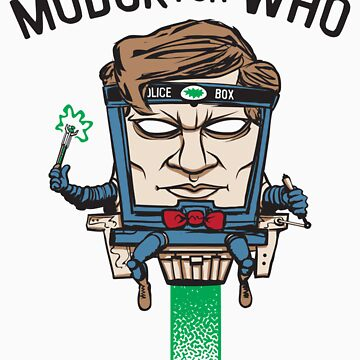 MODOKtor WHO by andyhunt