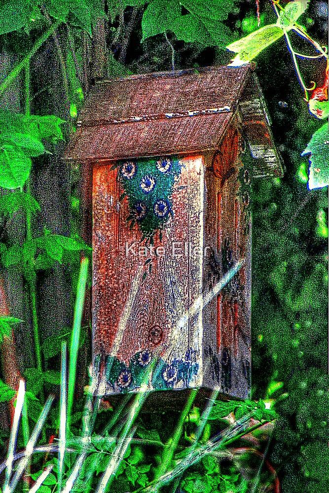 Little Abode Among the Vines by Kate Eller