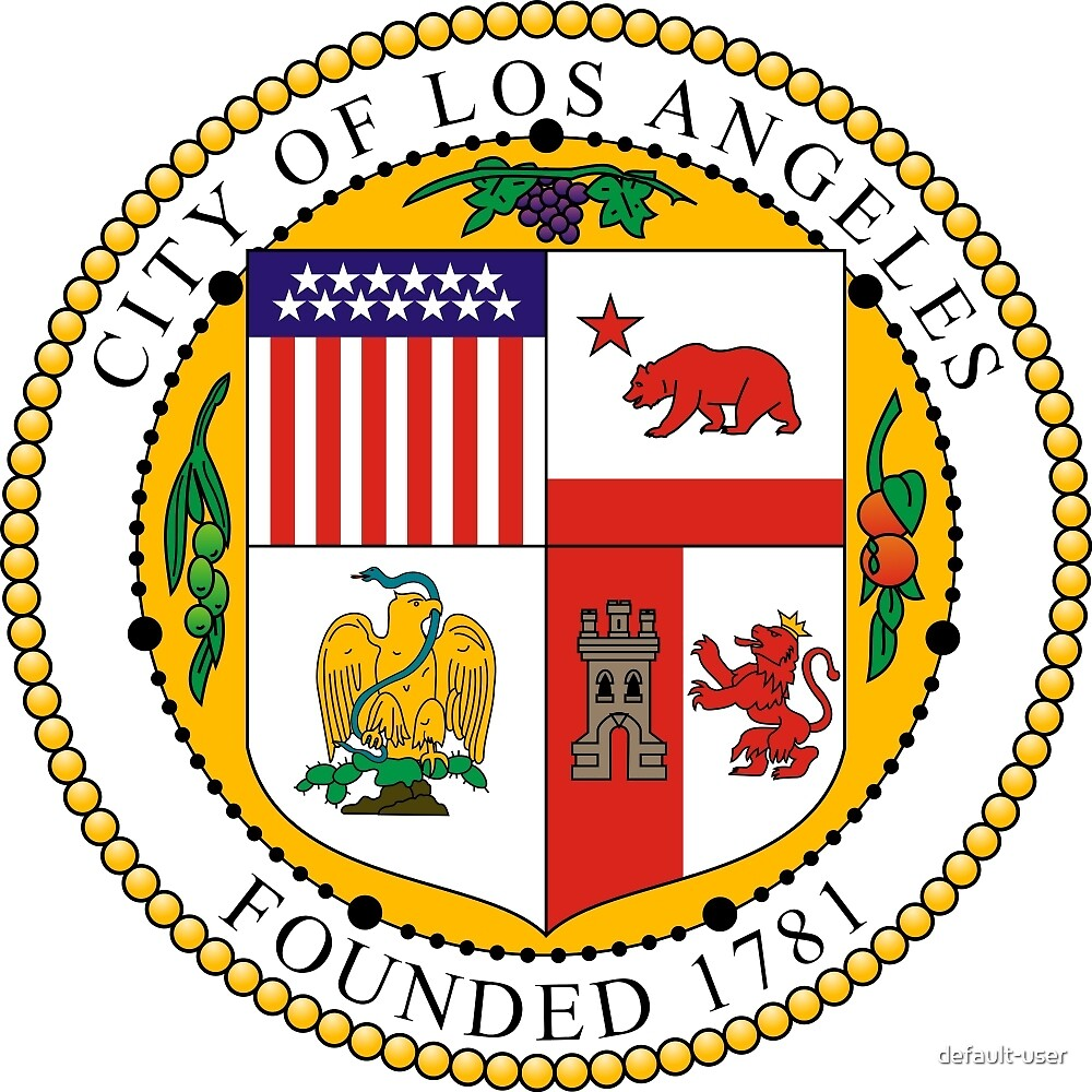 Seal of the City of Los Angeles by default-user
