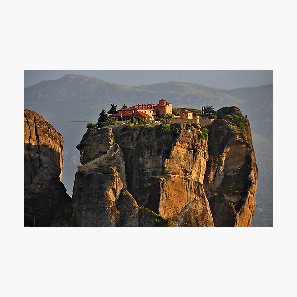 Monastery of the Holy Trinity Photographic Print