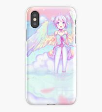 When heaven meets earth iPhone Case