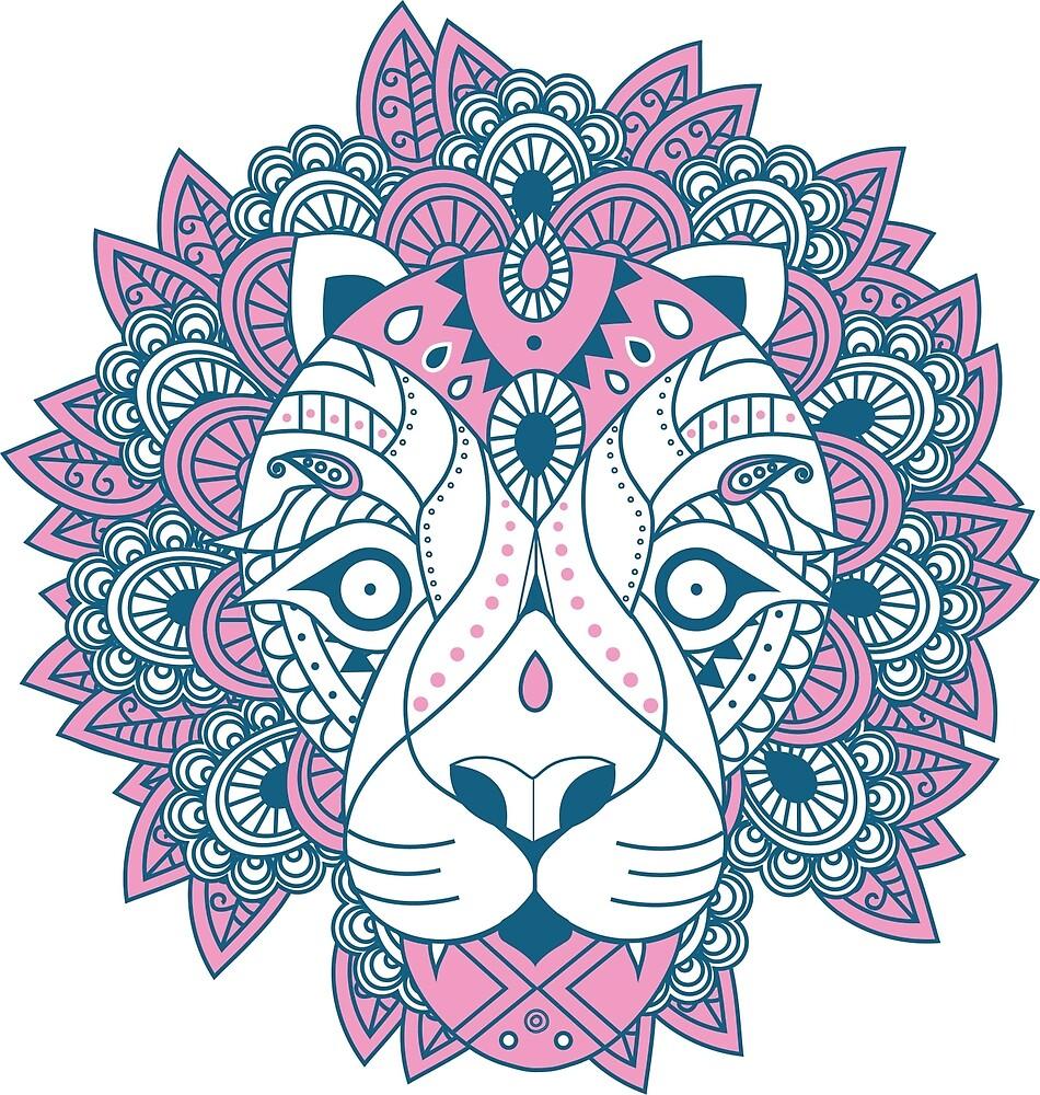 Lion  by LucilaGzz