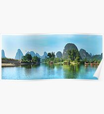 Countryside Peacefulness Poster
