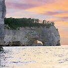Pictured Rocks National Lakeshore / Grand Point by Mark Bolen