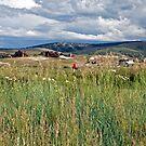 Grand Elk Ranch Golf Course by Judson Joyce