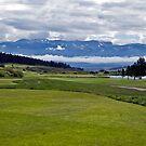 Pole Creek Golf Course, Grand Lake, Colorado by Judson Joyce