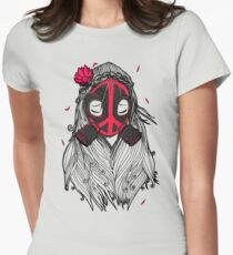 WAR & PEACE Womens Fitted T-Shirt