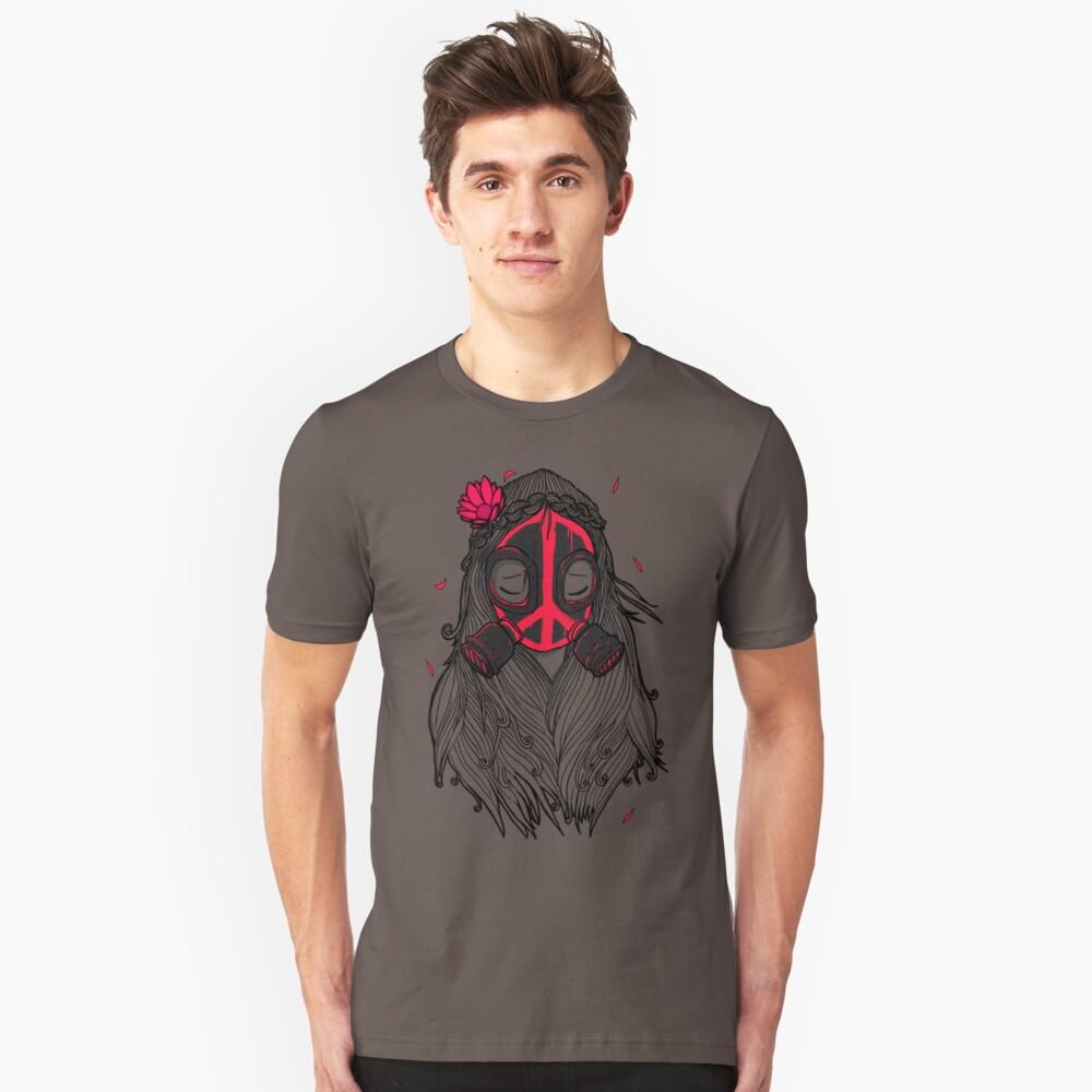Camiseta unisexGUERRA Y PAZ Delante