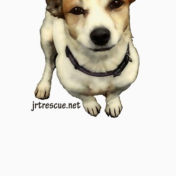 Willia Series 2 Jack Russell Rescue Tee Shirt by JRTrescue