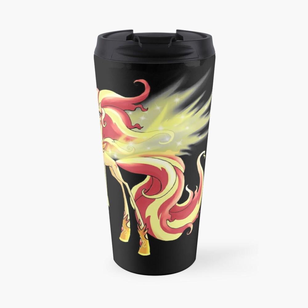 My Little Pony - MLP - Sunset Shimmer Alicorn Travel Mug