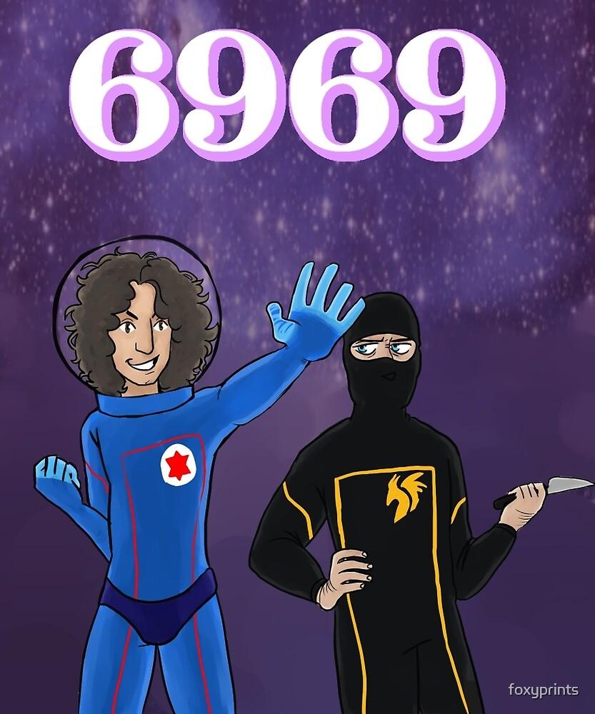 6969 by foxyprints