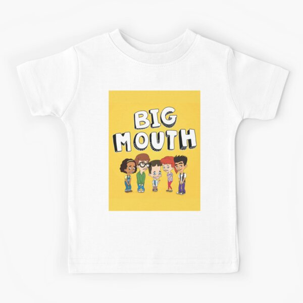 Kids Clothing By Big Mouth Save Our Home T-shirt pour enfant