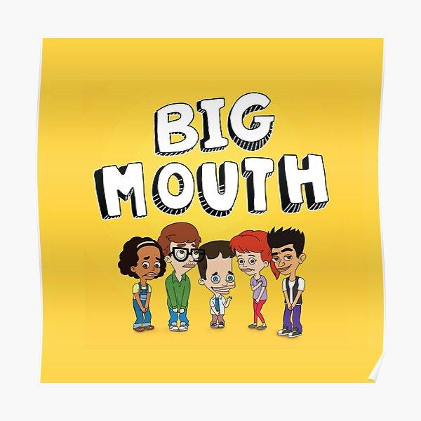 Bigmouth Poster
