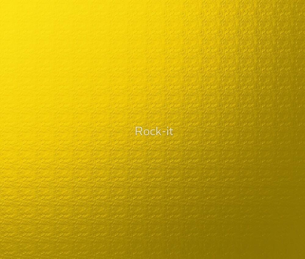gold by Rock-it