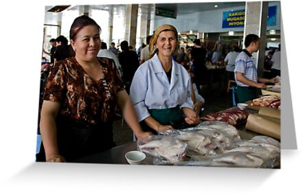 Butcher Ladies by Gillian Anderson LAPS, AFIAP