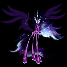 My Little Pony - MLP - Nightmare Twilight Sparkle by Kaiserin