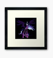 My Little Pony - MLP - Nightmare Twilight Sparkle Framed Print