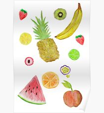 Fruit Fight! Poster