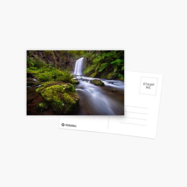 Hopetoun Falls Postcard