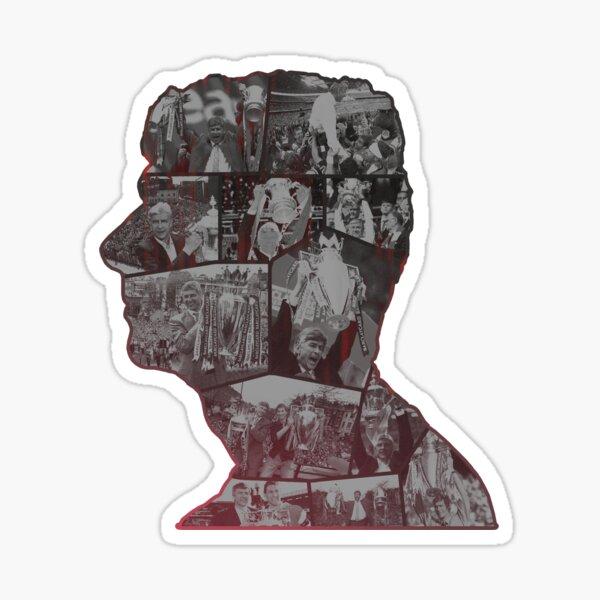 Arsene Wenger - Believe Sticker