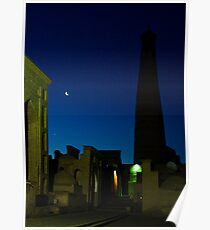 Khiva early dawn Poster