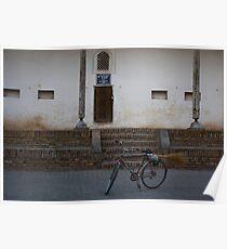 Streetsweeper's bike Poster